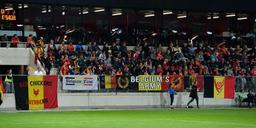 Red Flames: 3.600 tickets vendus pour Belgique-Angleterre