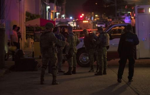 Mexique: 23 morts dans l'incendie criminel d'un bar de la région de Veracruz