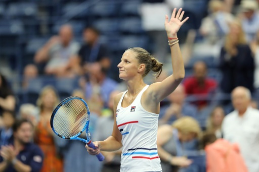 US Open: Karolina Pliskova qualifiée pour le 3e tour