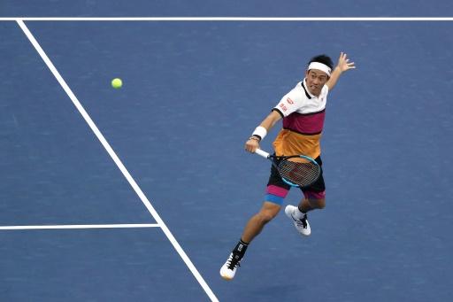 US Open: Nishikori qualifié pour le 3e tour