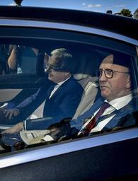 Formation fédérale - Les informateurs et les chefs de file de sept partis se sont réunis durant deux heures