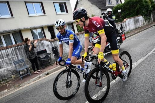 Cyclisme: Alaphilippe face à un plateau relevé au Tour d'Allemagne