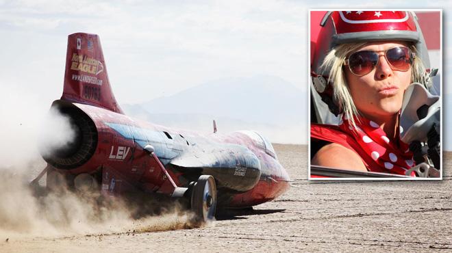 La femme la plus rapide du monde s'est tuée en tentant de battre son record