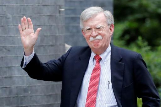 Bolton à Minsk pour de rares pourparlers avec le président bélarusse