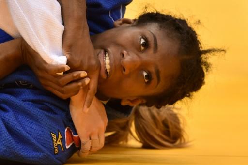 Mondiaux de judo: Gahié (-70 kg) en finale, pas Pinot
