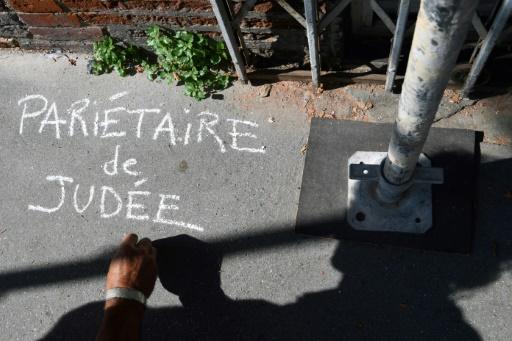 Opération graffiti à Toulouse pour