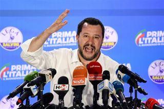 Italie- le souverainiste Matteo Salvini hors jeu mais pourrait revenir