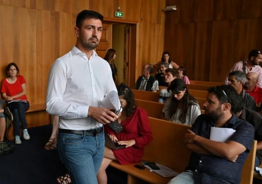 Action anti-migrants dans les Alpes: de la prison ferme prononcée contre des cadres de Génération identitaire
