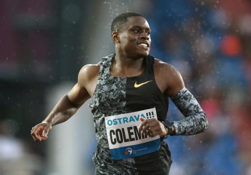 Dopage: le cas Coleman, pas