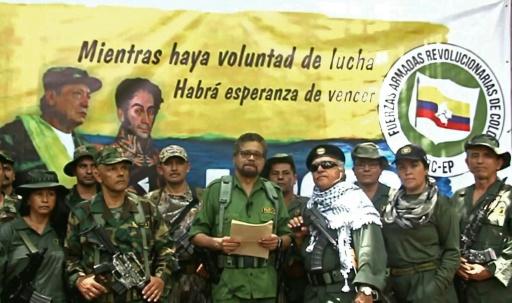 Colombie: Marquez, Santrich et El Paisa, radicaux des Farc qui reprennent les armes