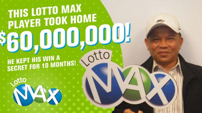 Il gagne l'équivalent de 40 millions d'euros à la loterie... et met 10 mois à réclamer son gain: il voulait être sûr d'être prêt