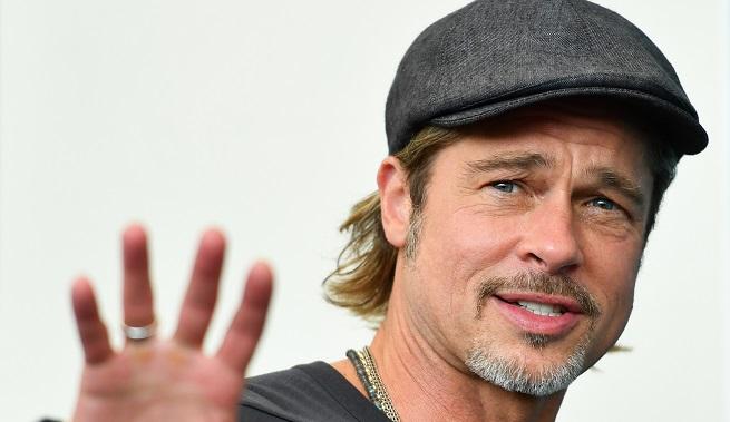 Brad Pitt se pose à la Mostra avec l'odyssée spatiale