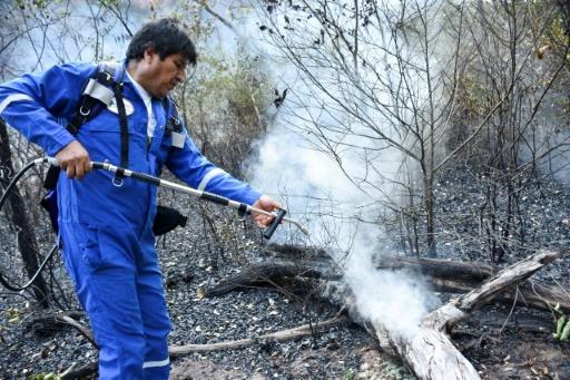 Bolivie: le président Morales se perd pendant une heure dans la jungle