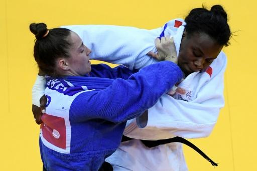 Mondiaux de judo: première demi-finale mondiale pour Malonga (-78 kg)