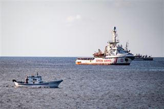 L'Espagne accueille 15 des migrants secourus par l'Open Arms