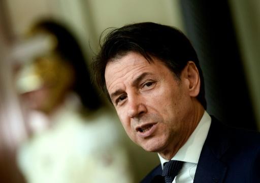 Chômage en hausse, croissance zéro: le nouveau gouvernement italien au défi