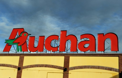 La holding d'Auchan essuie une lourde perte semestrielle de 1,5 milliard d'euros
