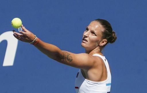 US Open: Pliskova élimine Jabeur, blessée, pour passer en 8es