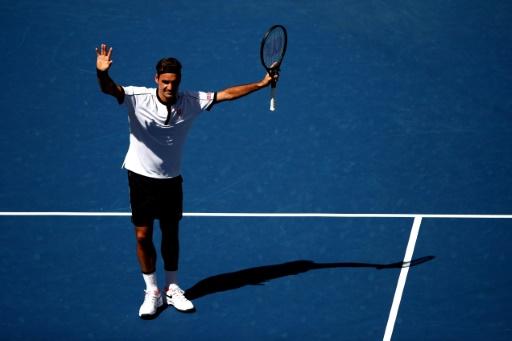 US Open: Federer en contrôle, Pliskova en survie