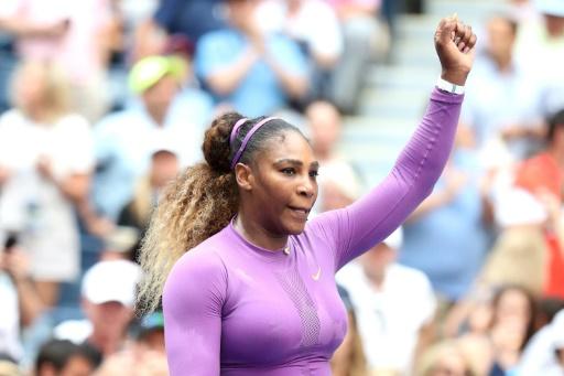 US Open: Serena Williams qualifiée  sans forcer pour les 8es
