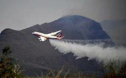 Incendies en Amazonie - Le Chili va envoyer 4 avions au Brésil avec l'aide du G7
