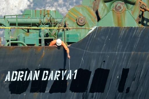 Flou total sur la destination du tanker iranien libéré par Gibraltar