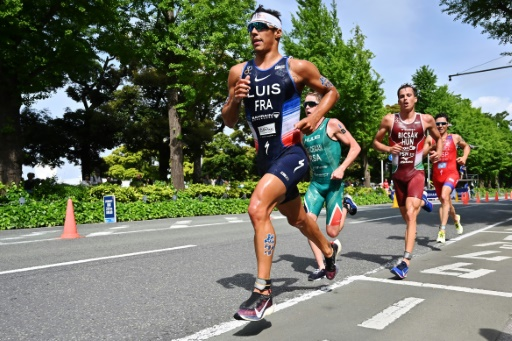 Triathlon: Vincent Luis aux portes du sacre mondial sur les bords du Lac Léman