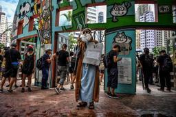 Mouvement de contestation à Hong Kong - Des milliers de manifestants dans les rues malgré l'interdiction