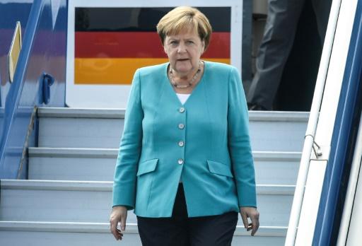 Pologne: 80 ans après, la commémoration de l'attaque nazie avec Merkel mais sans Trump