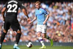 Les Belges à l'étranger - Kevin De Bruyne et Youri Tielemans buteurs lors de la victoire de City et Leicester