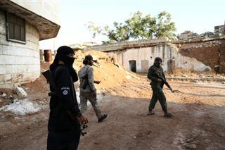 Syrie- frappe américaine près d'Idleb, 40 chefs jihadistes tués selon une ONG