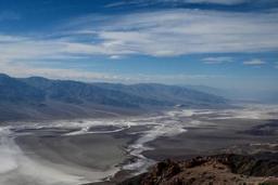 USA: La température de 48 degrés fatale à une femme qui décède dans la Vallée de la Mort