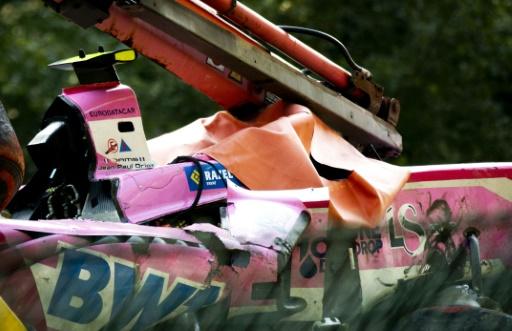 La mort d'Anthoine Hubert vient rappeler les dangers du sport automobile