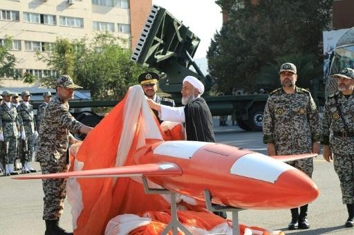 L'Iran dévoile un nouveau modèle de drone pouvant frapper