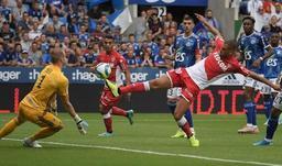 Les Belges à l'étranger - Strasbourg et Matz Sels reviennent au score au mental face à Monaco