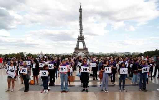Paris: rassemblement au Trocadéro pour dénoncer