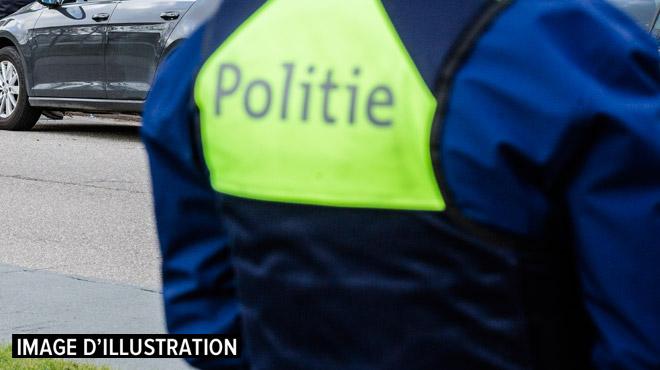 Deux policiers blessés lors de débordements à Louvain: 10 personnes interpellées