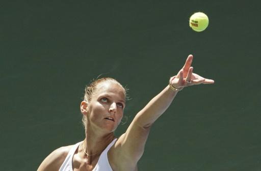 US Open: la N.3 mondiale Karolina Pliskova éliminée en 8es par Johanna Konta