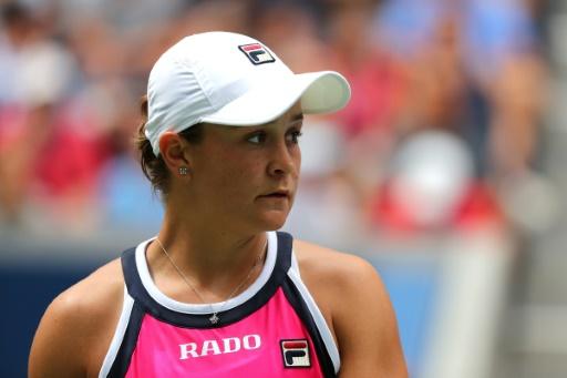 US Open: Barty a vécu une saison