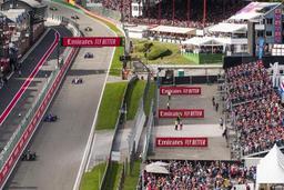 F1 - Une fréquentation en hausse au Grand Prix de Belgique ce week-end