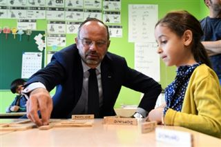 Ecole inclusive- des progrès mais il y a encore du travail pour Edouard Philippe