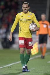 Laurens De Bock prêté à Sunderland