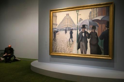Le legs inespéré de cinq Caillebotte au musée d'Orsay