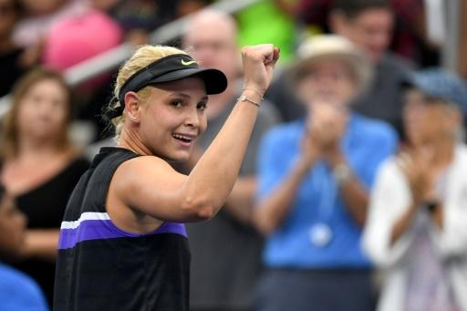 US Open: Donna Vekic jouera son 1er quart en Grand Chelem