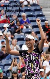 US Open - Kristie Ahn: