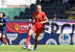 Red Flames - Les Red Flames débutent leur campagne de qualification pour l'Euro face à la Croatie