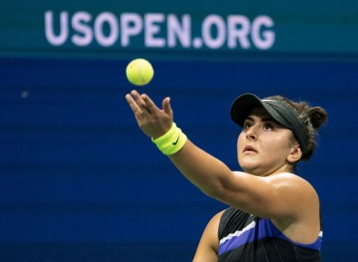 US Open: Andreescu en quarts pour sa première participation