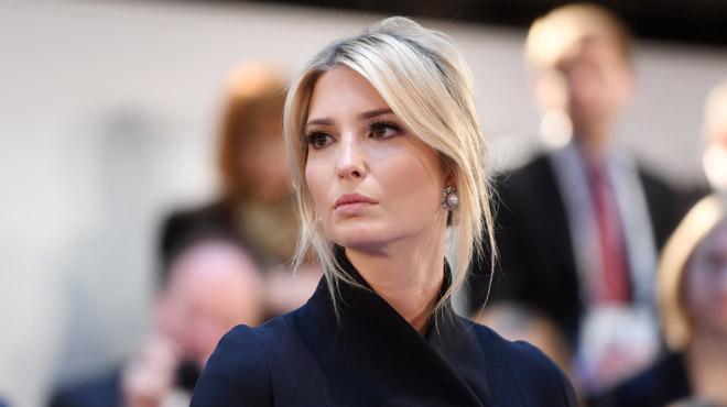 Découvrez le nouveau look d'Ivanka Trump, la fille du président américain (photos)