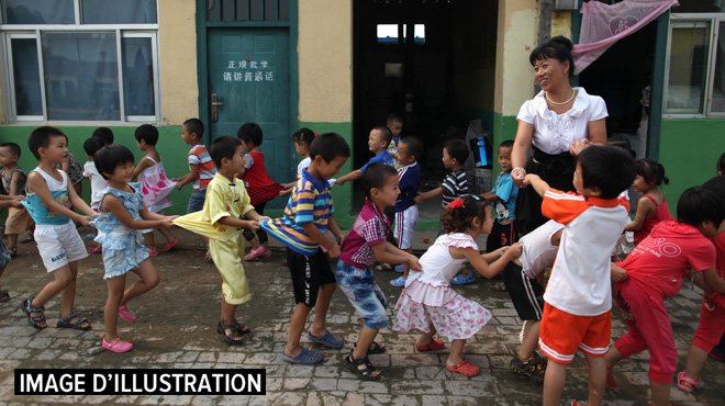 Huit éléves abattus en Chine le jour de la rentrée, dans leur école