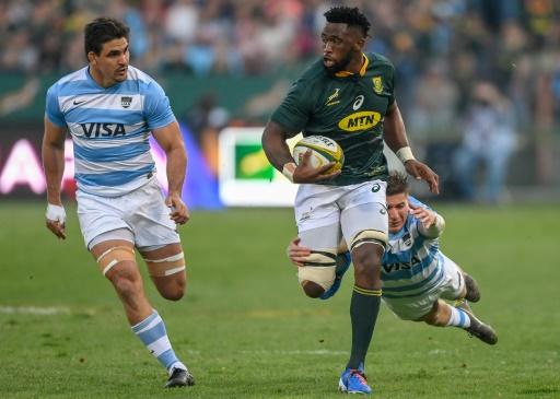 Rugby: l'Afrique du sud en ordre de bataille pour affronter le Japon